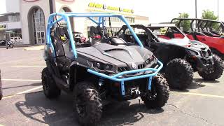 8. 2019 Can-Am COMMANDER XT 800 - New Side x Side For Sale - Burbank, Ohio