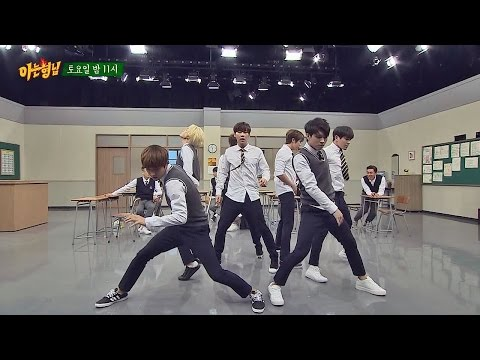 2016.10.15 – JTBC Knowing Bros avec INFINITE [VIDÉOS/FULL/CUT/VOSTA]