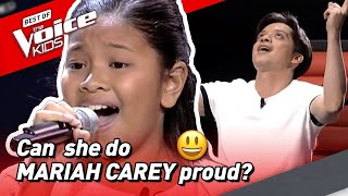 Video 11-Year-Old sings INSANE HIGH NOTES in The Voice Kids MP3, 3GP, MP4, WEBM, AVI, FLV Agustus 2019