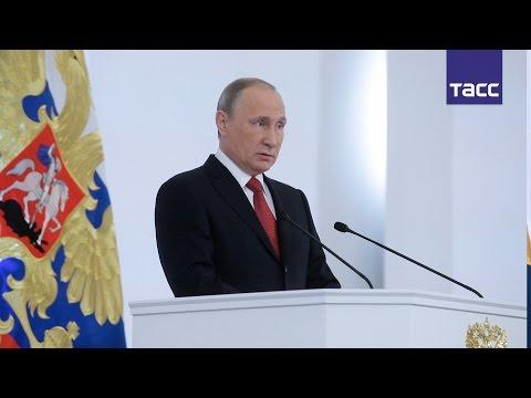 Послание Владимира Путина Федеральному собранию. Коротко по темам. (видео)