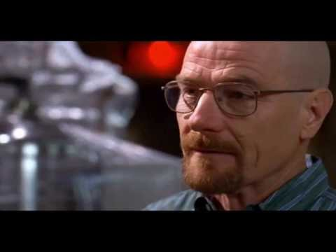 Breaking Bad- What does a man do