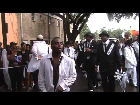 YMO 130th annual second line: The Furious Five featuring Da Truth Brass Band