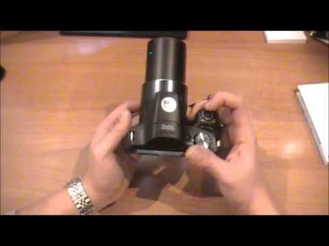 Canon PowerShot SX520 HS. Обзор и распаковка новинки от Canon