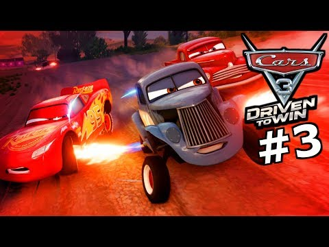 STUNTRENNEN mit STYLE! – Lets Play CARS 3 Deutsch #3 | CARS 3 Driven to Win PS4 Pro Gameplay German