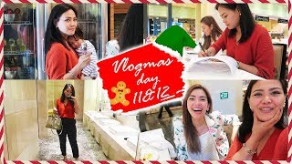 Video VLOGMAS DAY11 & 12 :  MATAKAW BA KAMO? MP3, 3GP, MP4, WEBM, AVI, FLV Desember 2018