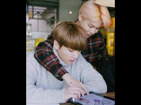 Bts jikook cute, funny and sweet moments together (2013-2019)