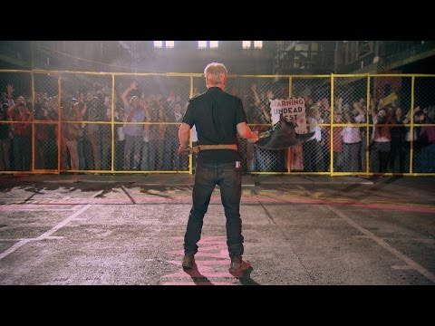 Zombie Apocalypse Survival: Ax vs. Gun | MythBusters