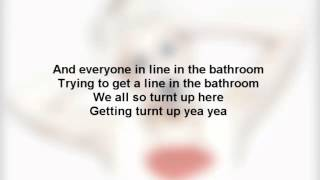 Miley Cyrus feat. Khia - We Can't Stop (Official Remix) ( lyrics )