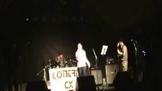 Video Contrix, zvuková zkouška, Žluťák, Pardubice 20. 11. 2014