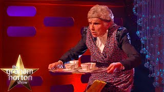 Nicole Kidman, Julie Walters and Hugh Bonneville Do Some Improv - The Graham Norton Show