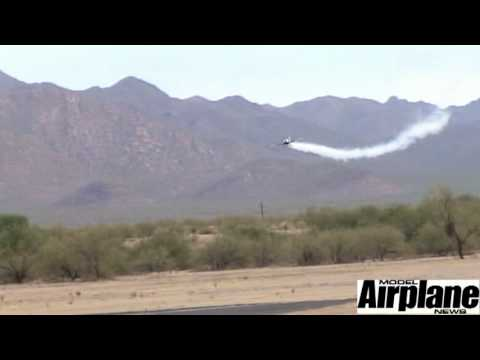 Tucson Aerobatic Shootout 2009 – Andrew Jesky Freestyle – Presented By Model Airplane News