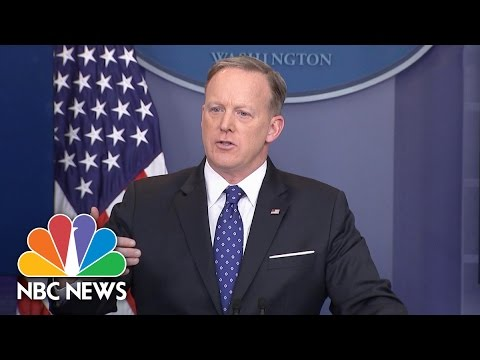 WH On Paul Manafort Report: President Trump Unaware Of His Decade-Old Clients | NBC News