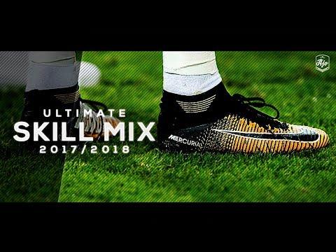 Insane Football Skills 2017/18 - Skill Mix #23   HD