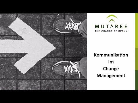 Kommunikation im Change Management