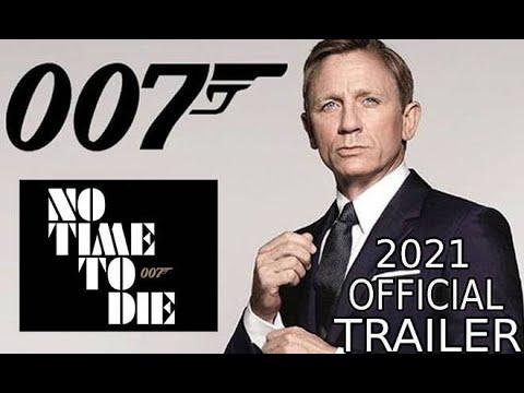 NO TIME TO DIE   Offcial Trailer 2021  James Bond   Filmi Duniya  