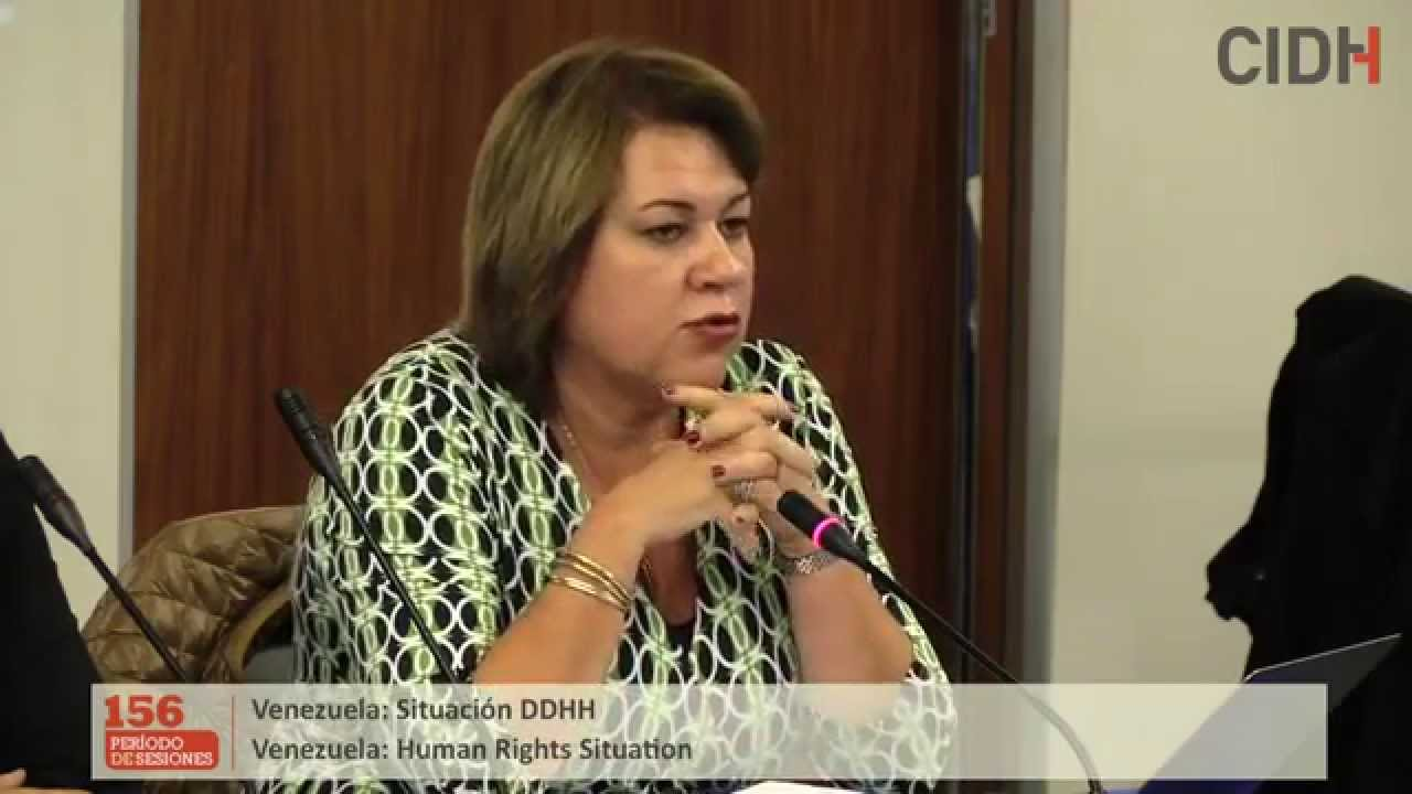 Situaci�n general de derechos humanos en Venezuela