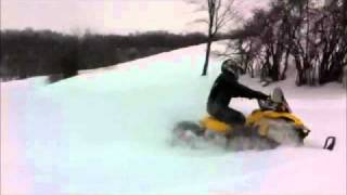 9. Ski Doo XP TNT SLP Lightweight