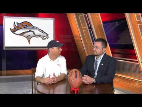 Denver - NFL insider Cecil Lammey of ESPN Denver drops by the set of Bronco Planet to discuss the Broncos OTAs. How is Peyton Manning looking this year? Which receive...