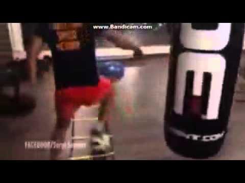 Barcelona youngster Sergi Samper displays ridiculous footwork in incredible training video