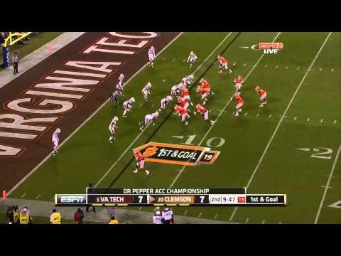 Andre Ellington vs Virginia Tech 2011 video.