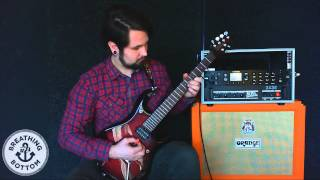 Video Breathing The Bottom   'Disheartened' (Guitar Performance)