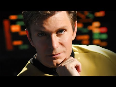"Video: ""Star Trek"" Fan Gets to Play Captain Kirk in Web Series"
