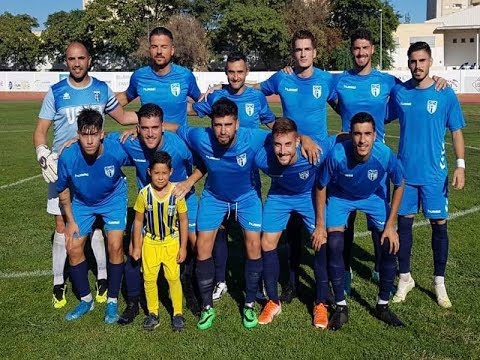 Resumen Partido Isla Cristina FC-CD San Roque de Cádiz.