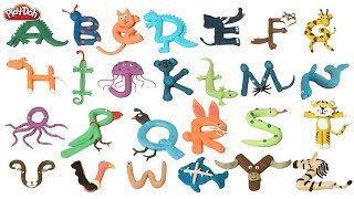 ABC Song | ABC Play Doh | Alphabets Song | Preschool Nursery Rhymes | Kids Channel | Kindergarten