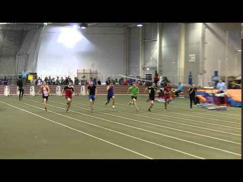 60 m serdülő fiú B döntő