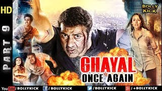Nonton Ghayal Once Again - Part 9 | Hindi Movies | Sunny Deol Movies I Action Movies Film Subtitle Indonesia Streaming Movie Download