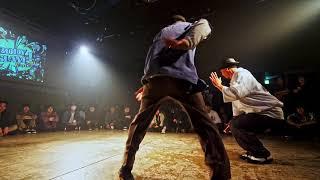 Ryuzy vs 地獄 – Body Slam Funk Party vol.2 BEST8