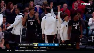 PC vs. Creighton BET Highlights
