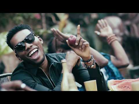 Keeny Ice Ft Victor Ad - Ebe God (official Video)