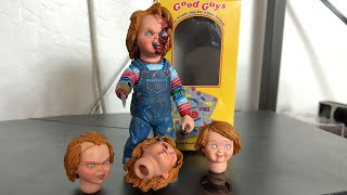 UNBOXING | Child's Play Ultimate Chucky Doll Figure by NECA