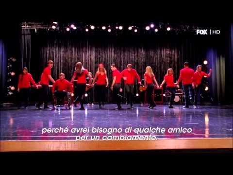 Glee 4.07 Clip 'I Superduetti'