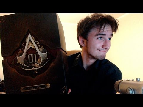 Assassin's Creed 3. Freedom Edition Unboxing by UselessMouth