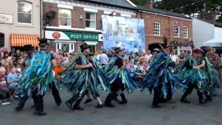 Much Wenlock United Kingdom  city pictures gallery : Bollin Morris dance