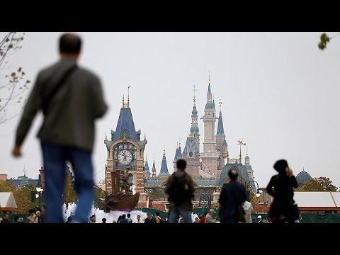 Ντίσνεϊλαντ: Αντίστροφη μέτρηση για τα εγκαίνια στην Σανγκάη
