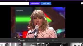Taylor Swift IHeart Radio 2014