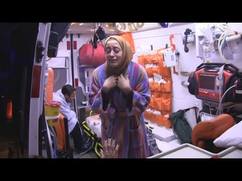 Video - Δύο παιδιά νεκρά από βύθιση πλοιάριου ανοιχτά της Αλικαρνασσού (video)