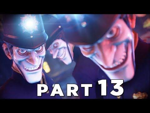 WE HAPPY FEW Walkthrough Gameplay Part 13 - MACHINES (видео)