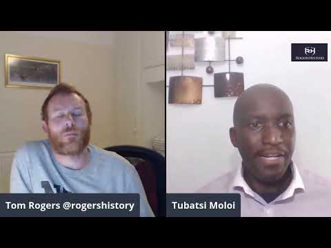 School leader interviews - series 2, episode 5 - Tubatsi Moloi @tubatsia