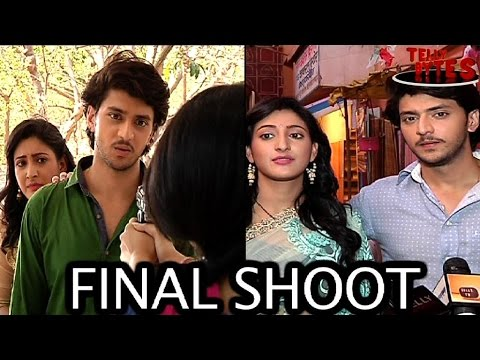 FINAL SHOOT of Ek Rishta Sanjhedaari Ka