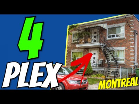 Montreal, Quebec 4-Plex Investment Opportunity Analysis | Deal Destruction Ep. 16