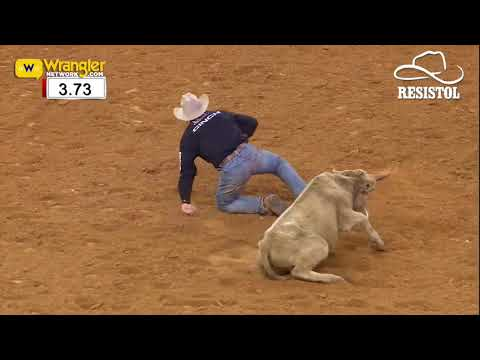 2018 RFD-TV's The American Rodeo Highlights