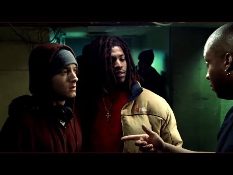 8 Mile (2002) - Attitude Problem Scene - Eminem Movie