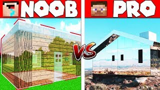 Video 🔥Minecraft NOOB vs PRO - Invisible house building Challenge in Minecraft Animation MP3, 3GP, MP4, WEBM, AVI, FLV Juli 2019
