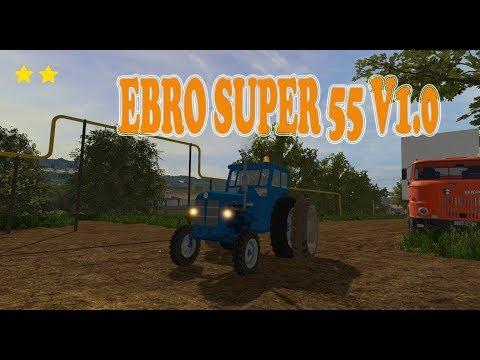 Ebro Super 55 v1.0