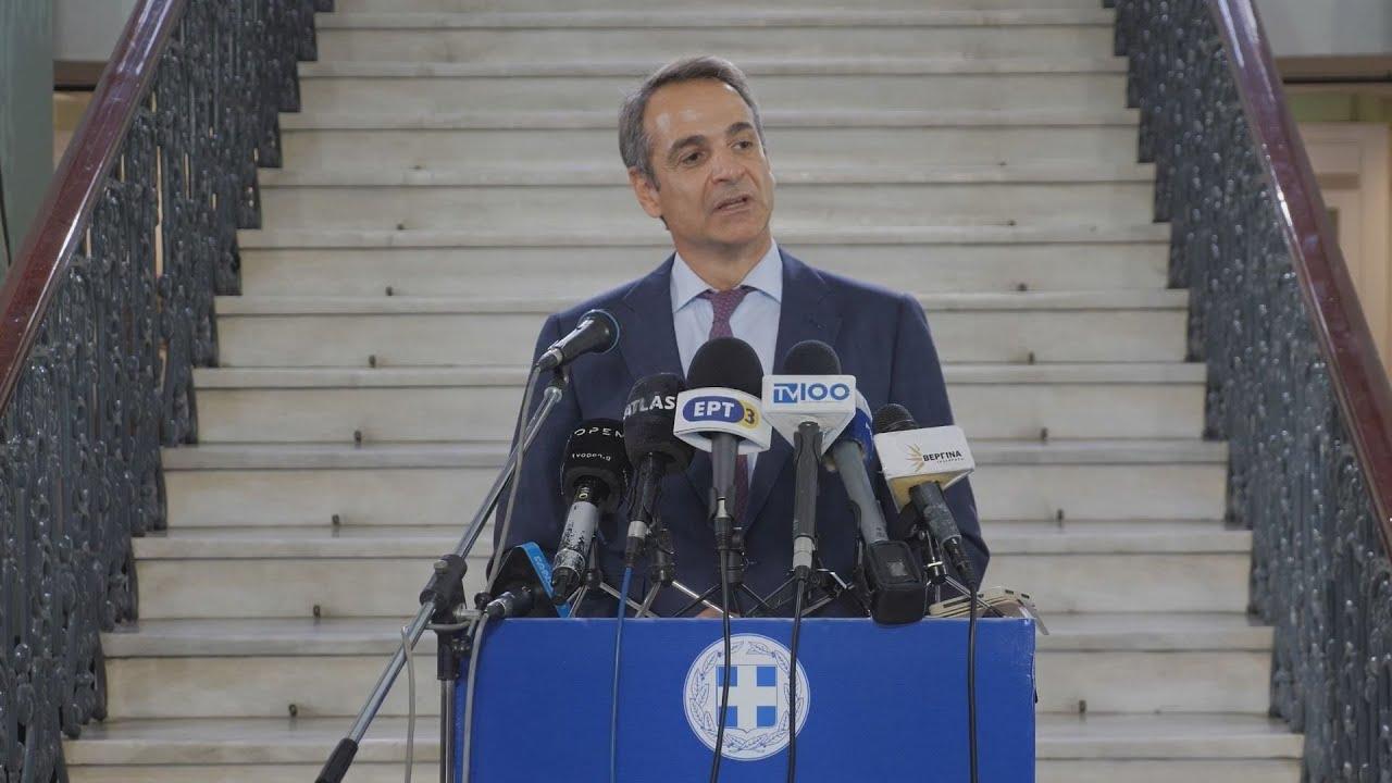 Κυρ. Μητσοτάκης: Η κυβέρνηση στάθηκε δίπλα στις ανάγκες εργαζομένων και επιχειρήσεων