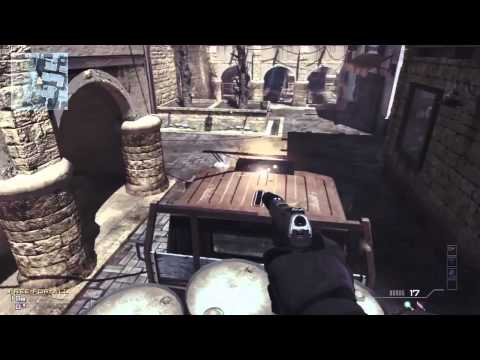 MW3 Hiding Spots for Infected (Seatown)